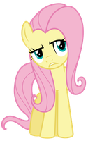Fluttershy Ain't Buying by Reginault