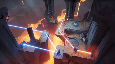 Archaica: The Path of Light, Glen of Condemned Men by MarcinTurecki