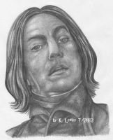 Severus Snape - The Look by PotionsTeddy