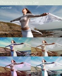 Photoshop Actions 18 by IGotTheLook