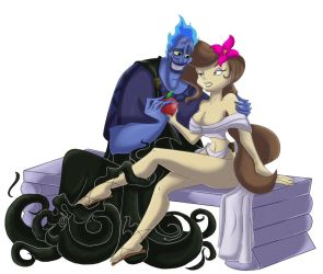hades love Persephone by Crazychiken87