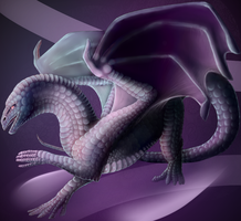 Sly  Dragon by TheSameAsOther