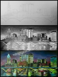 WIP: Columbus OH by midnightgates