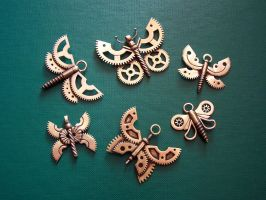 Clockpunk pendants 7 by Astalo