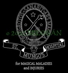 St. Mungo's Hospital - Crest Design by Breogan