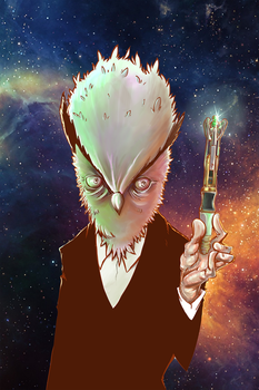 Doctor Hoot by t5FX