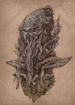 Creature by Pintoro