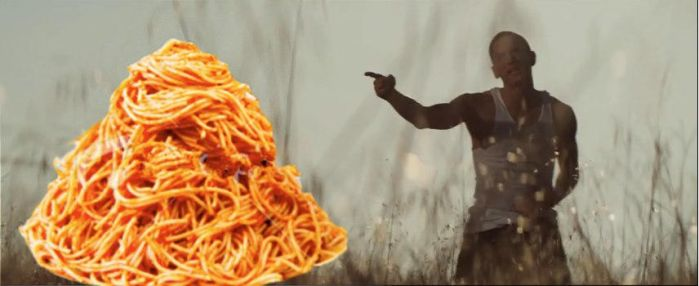 Love The Way You Spaghetti by Fit4Tacos