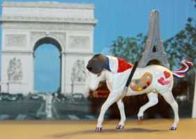 Breyer Vive la France HorseCrazy Painting Contest1 by Lovely-DreamCatcher