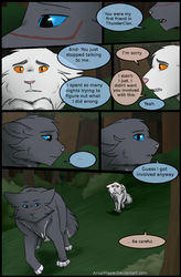 The Recruit- Pg 267 by ArualMeow