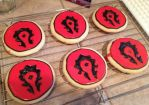 Cookies for the Horde! by LittleFireDragon