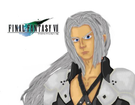 Sephiroth by goodygoody425