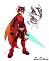 Another style for Zero by Tomycase