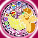 My Stained Glass by DoraemonFan4Life
