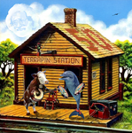 Terrapin Station 50 by dolphinandcow