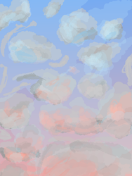 Clouds  by Puppup1212