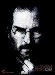 Sir Steve Jobs by iAmitVarshney