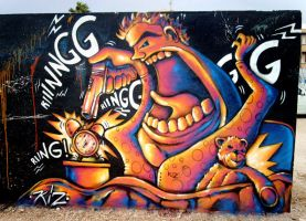 Festival Graff Obsession 09 by koolkiz