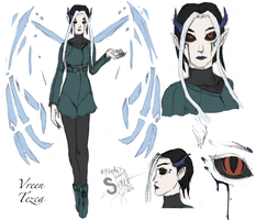 MA-4th student-Vreen Tezca by athorment