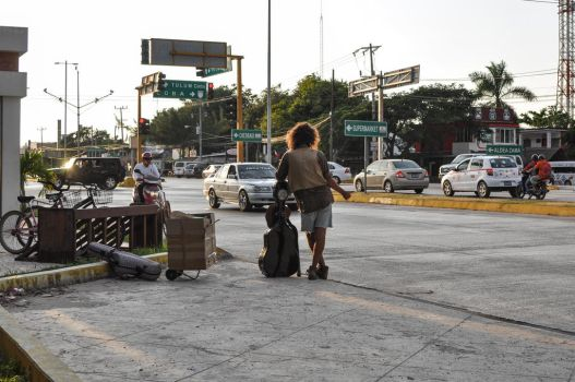 On the road Mexico by darianthea