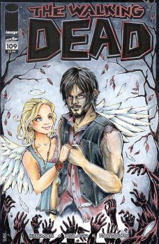 The Walking Dead: I'll protect you by WojikHell