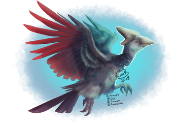practice - realistic skarmory by phantos