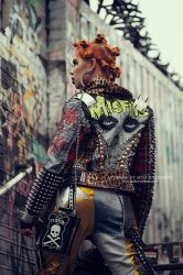 Punk by Ophelia-Overdose