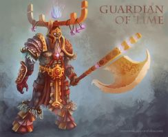 Guardian of time by monorok
