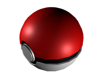 Pokeball 2 by francisco1g
