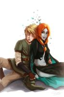 No better love story than Twilight... PRINCESS! by Eemari