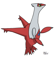 Latias by Anhrak