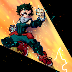 PLUS ULTRA (speedpaint!!!!) by RunningFIame