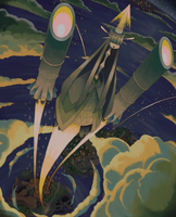 Celesteela by FadoCanSlap