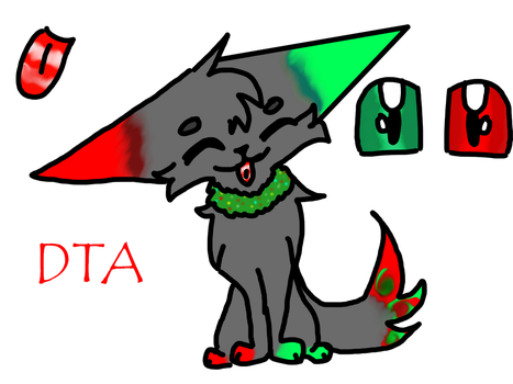 DTA | Holiday DTA | by UnwaveringHeart