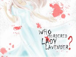 Who murdered Lady Lavender by eecomics