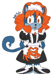 Halloween Gatcha Adopt 7 by AnettRuby