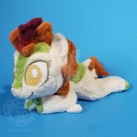 Autumn Blaze ''Lazy Pony'' Beanie by AppleDew