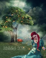 Here be fairies... by Ithildiel