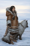 Inuit by CavalierediSpade