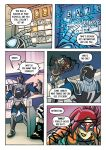 Stitchery: Threads of Cacophony Page 21 by nenuiel