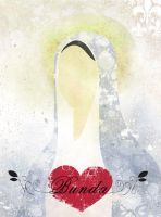 Holy Mother: Maria by melaniolivia