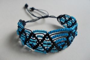 Bracelet from Southern Water Tribe by mdlymee