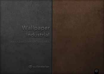 Wallpaper Industrial by GuillenDesign