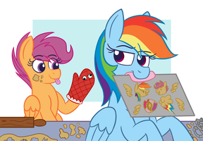 Dash's Cookies by Pink-Pone