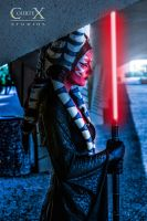Darth Moros: The Dark Side by CLeigh-Cosplay