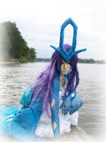 Pokemon Suicune Cosplay 1 by LostRiddle