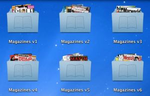 Magazine Folders by jasonh1234