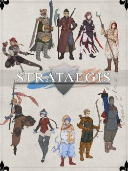 Strataegis Circle Of Classes by Taylor-payton