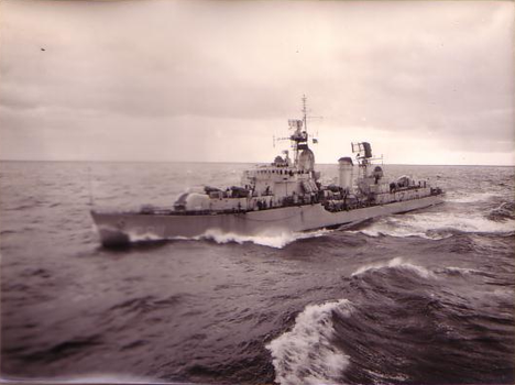 holland class destroyer by TreborNehoc