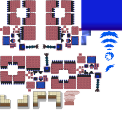 Pokemon Gaia Project Tileset13 by zetavares852